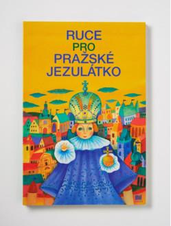 Dětská kniha – Ruce pro Pražské Jezulátko