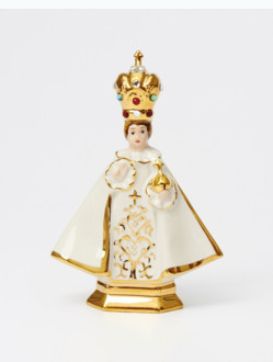 Pražské Jezulátko Porcelánové – Piccolo 11cm/4.33in