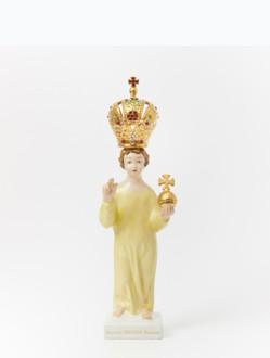 Pražské Jezulátko porcelánové 34,5cm / 13.58in