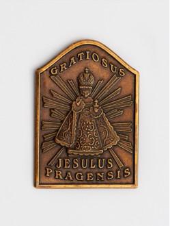 Magnet Jezulátka - bronzový