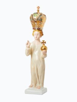 Pražské Jezulátko porcelánové – 57cm/22.44in