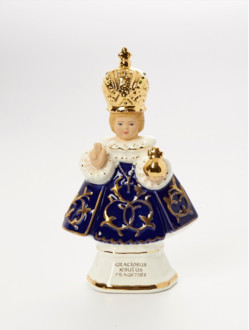 Infant Jesus of Prague Ceramic – 2000 16cm/6.30in