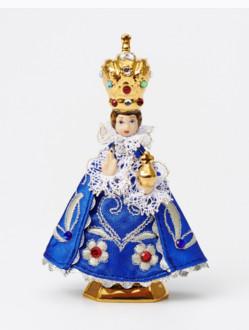 Pražské Jezulátko Porcelánové Oblečené – Piccolo 11cm/4.33in