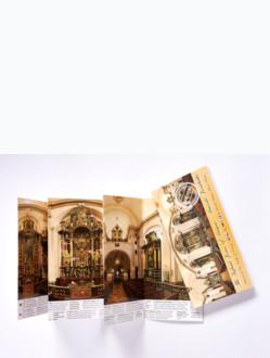 Leporelo – Kostel – 360° pohled