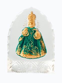 Gothic Mini Bohemian Crystal Glass – Green