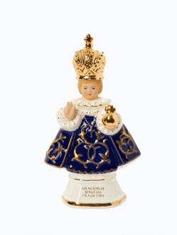 Infant Jesus of Prague Ceramic – 2000 16cm/6.30in