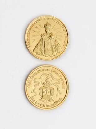 Mince žlutá – erb