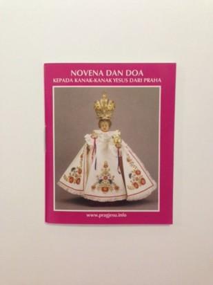 Novéna - indonésky: Novena dan doa kepada kanak-kanak Yesus dari Praha