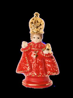 Pražské Jezulátko keramické – Piccolo 6cm / 2.36in