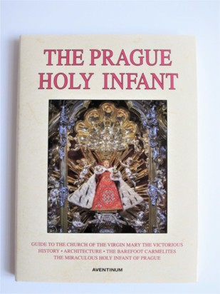! NOVINKA ! Kniha – The Holy Infant of Prague – anglicky