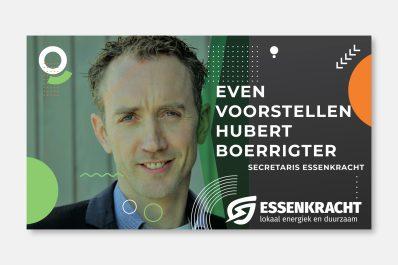 Even voorstellen Hubert Boerrigter