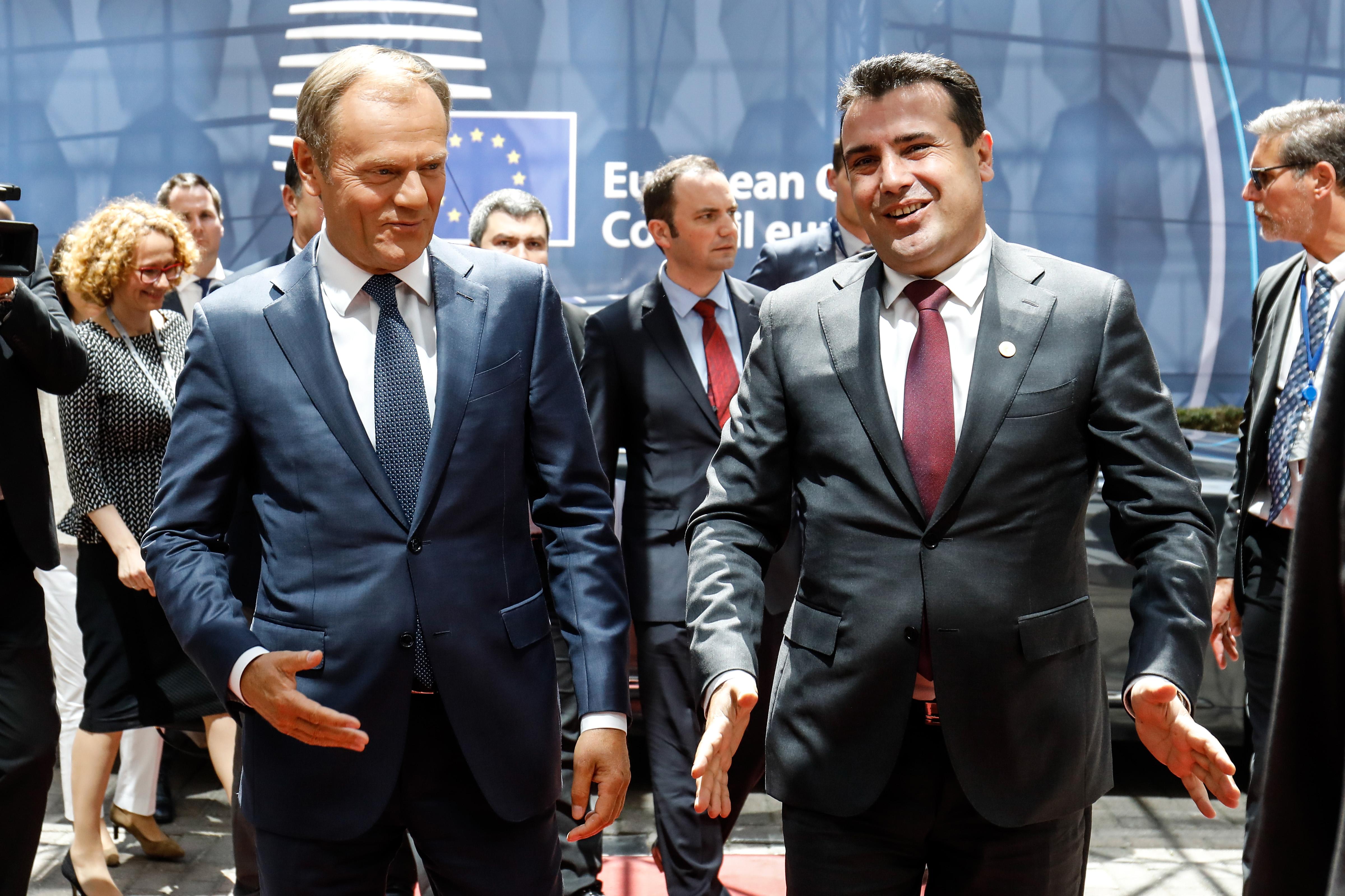 EU keeps North Macedonia and Albania at arm's length