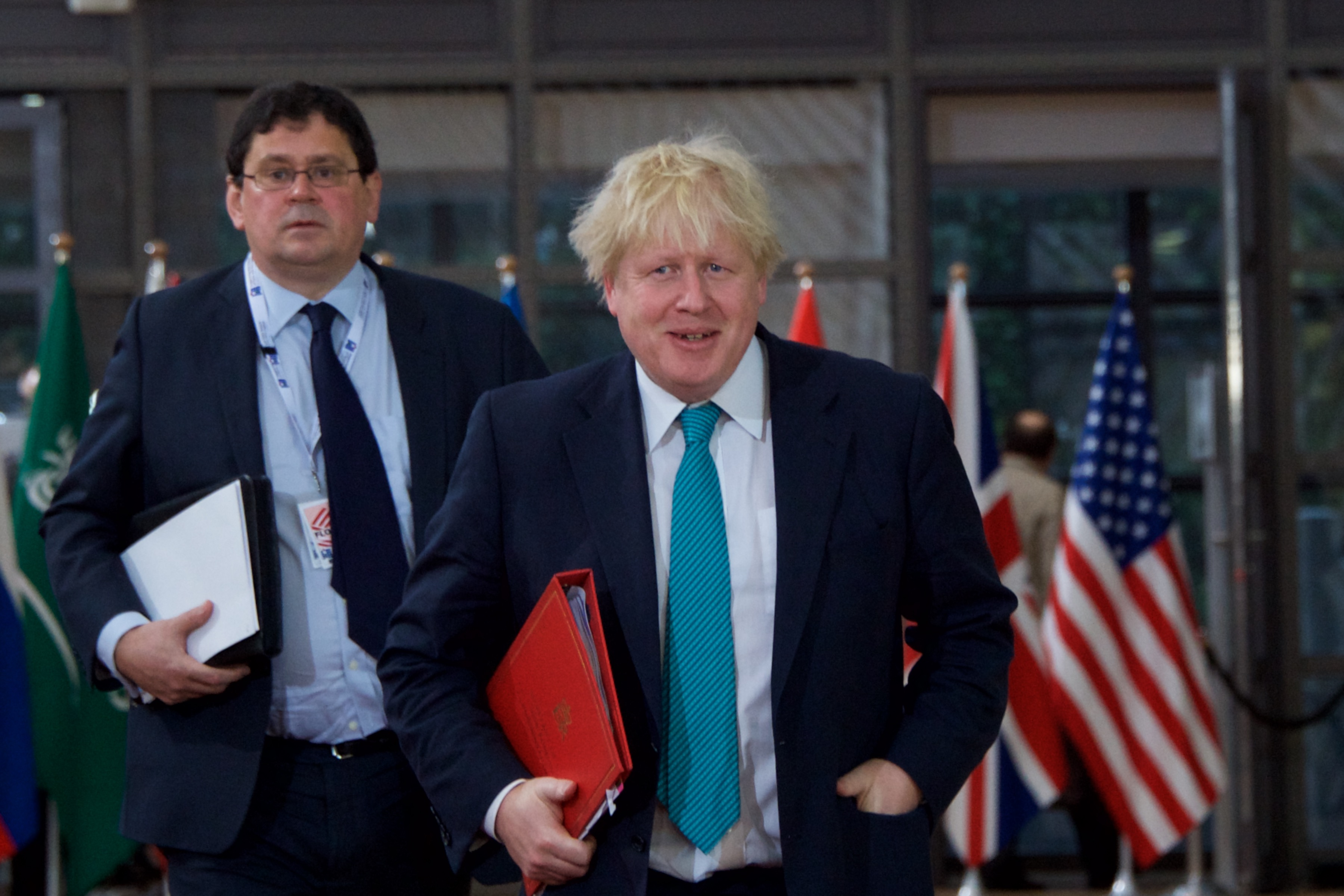 EU welcomes Johnson by rebuffing his Brexit plans