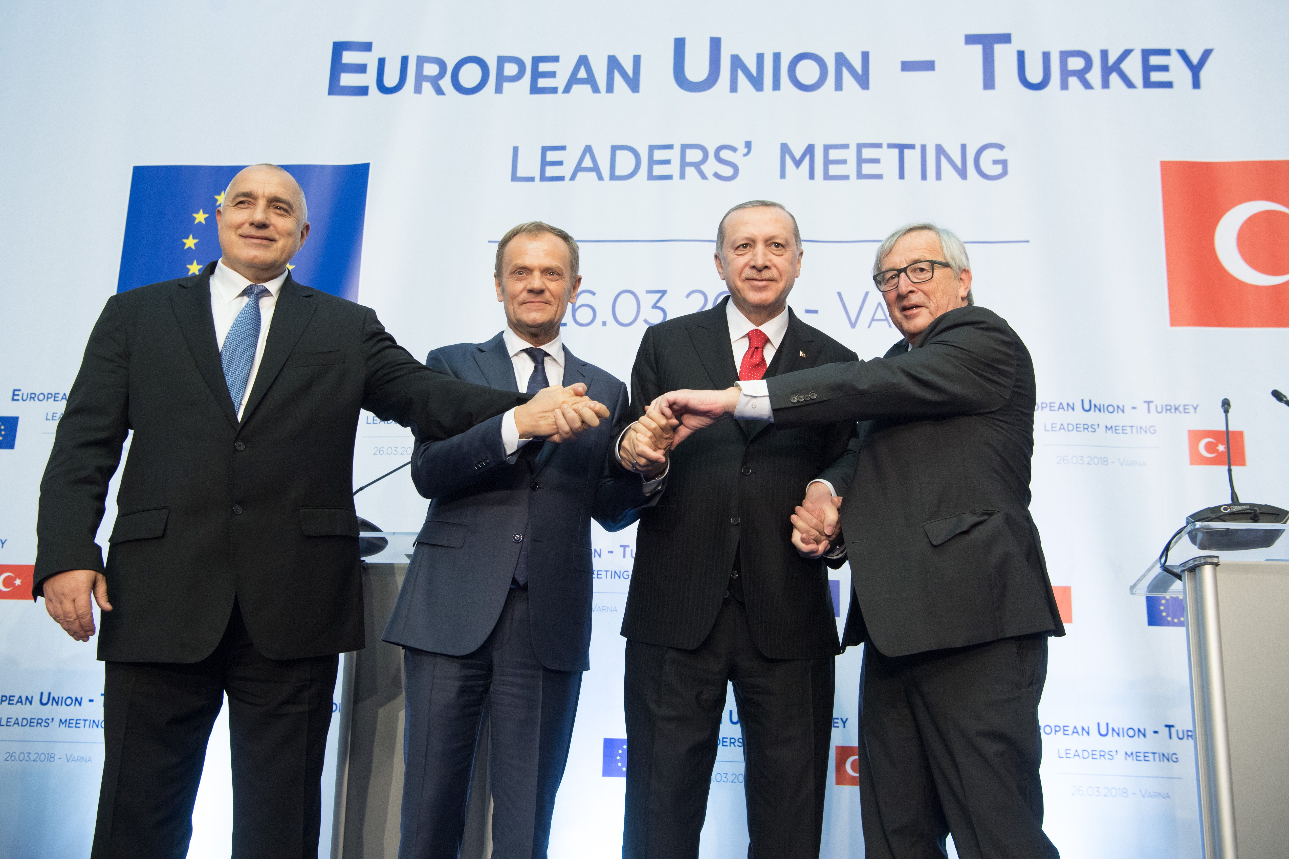 EU-Turkey summit ends with 'no solutions'