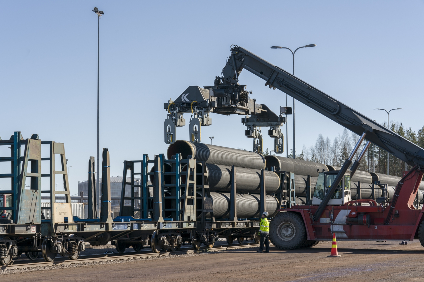 Germany issues all necessary permits to build Nord Stream 2