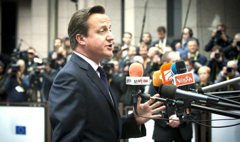 Cameron kicks off EU reform tour