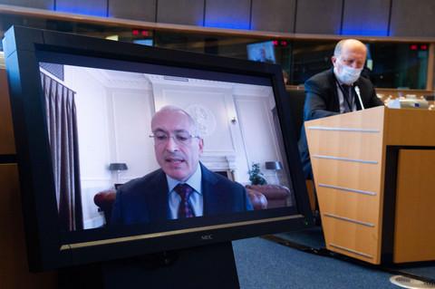 Russia penetrated Merkel's 'inner circle', Khodorkovsky says