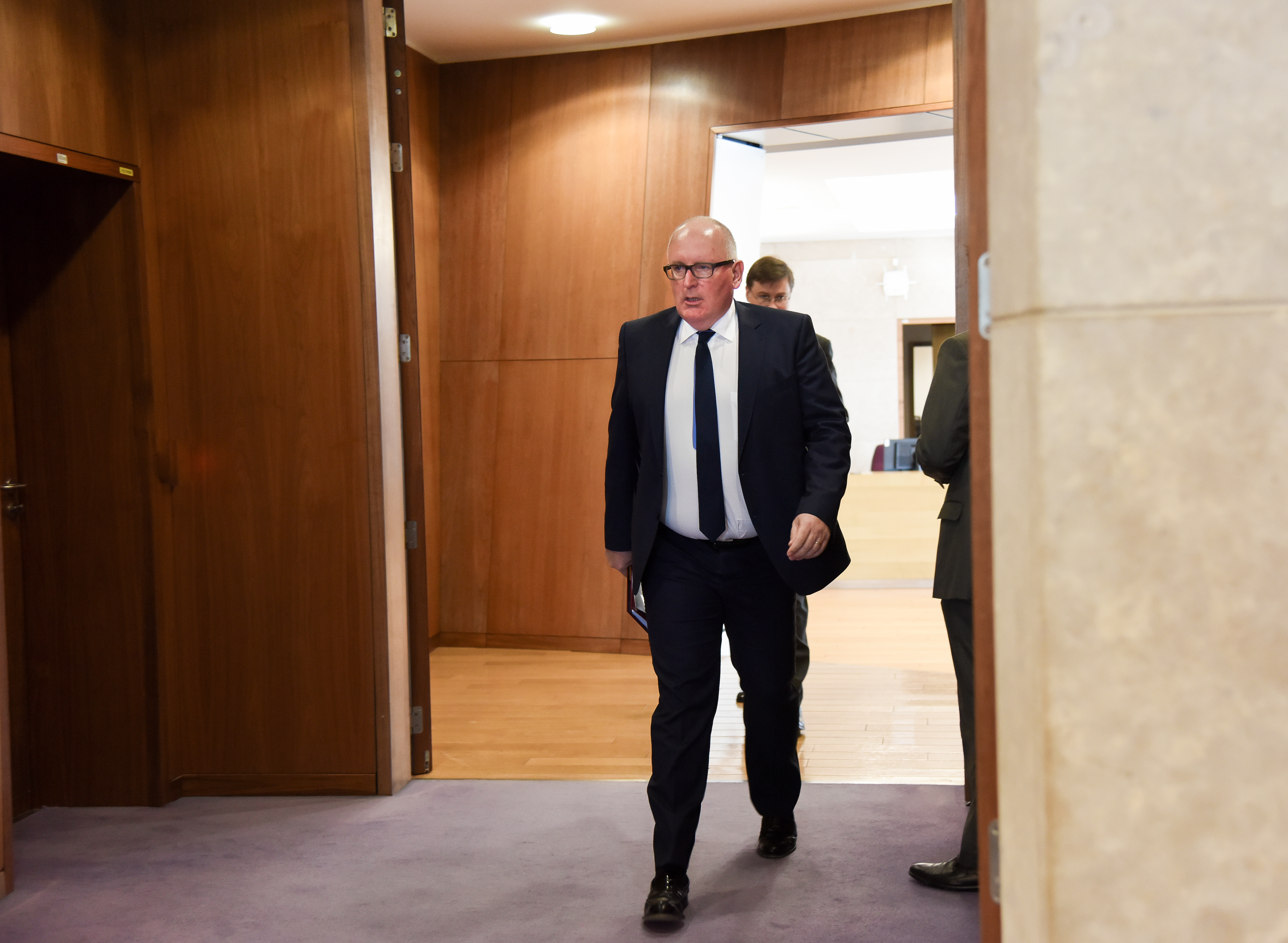 EU Commission to act on Poland