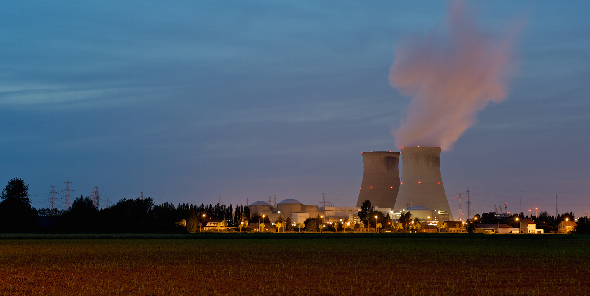 Belgian nuclear plants under scrutiny by neighbour countries