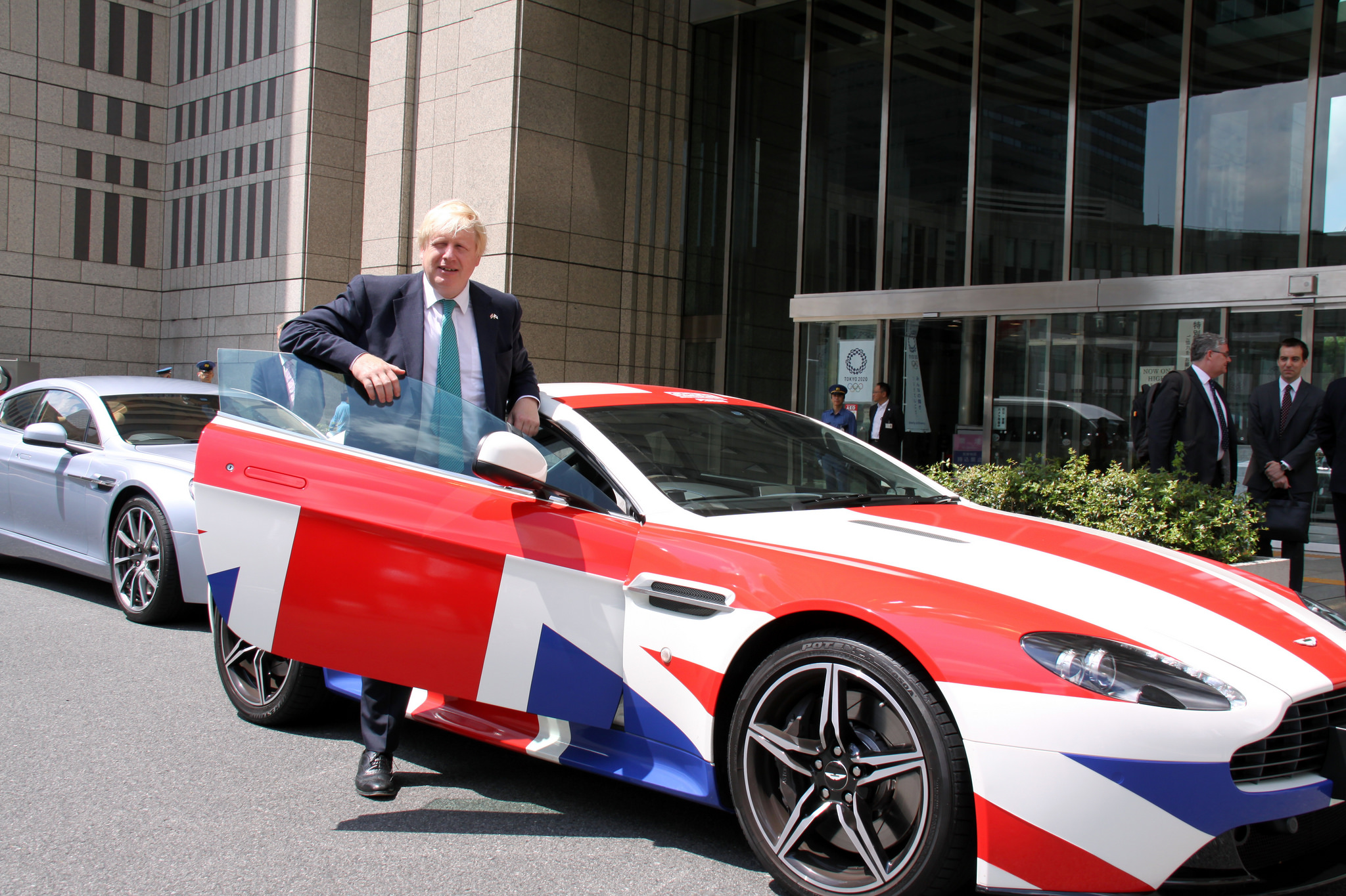 [Opinion] Mr. Johnson goes to Tokyo