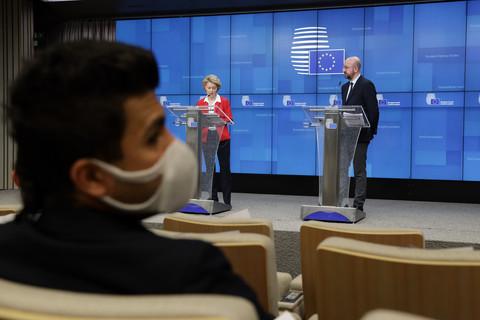 Cómo el coronavirus está probando la resistencia de la UE 30