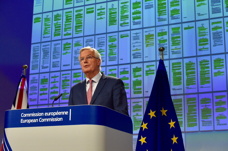'Decisive step' in Brexit ahead of EU summit