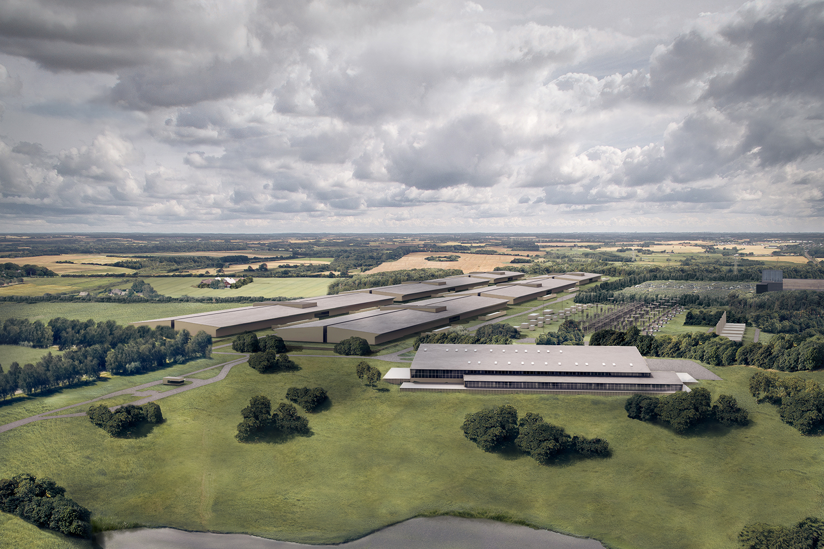 Apple moves Denmark from cows to clouds