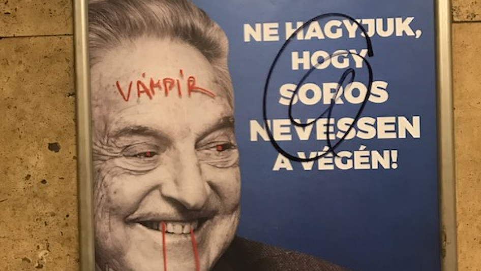 Image result for orban hungary soros