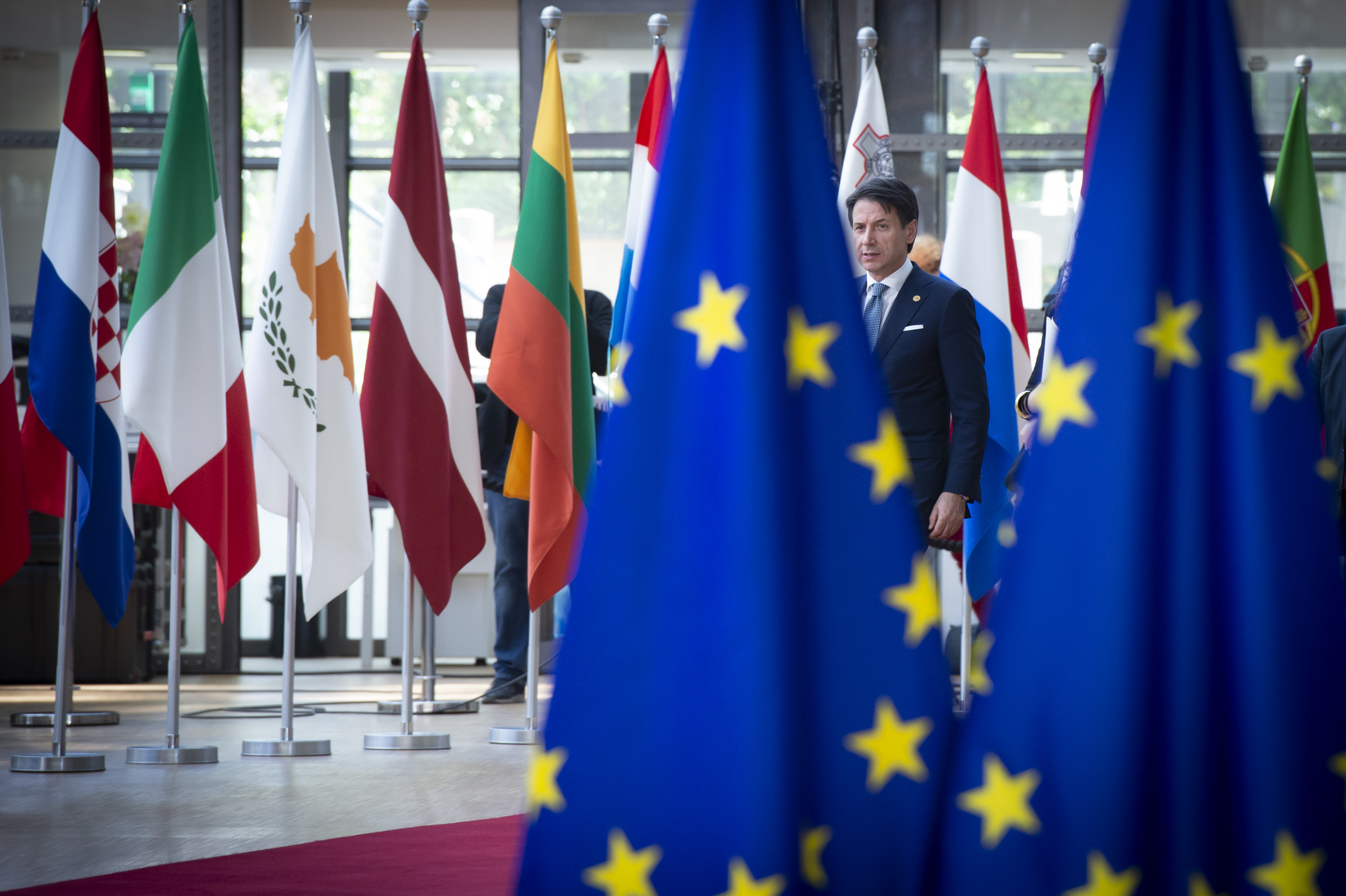 European Union leaders reach a deal to control immigration, but details remain unclear