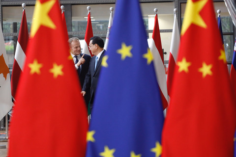 EU critical of China on dissent publisher