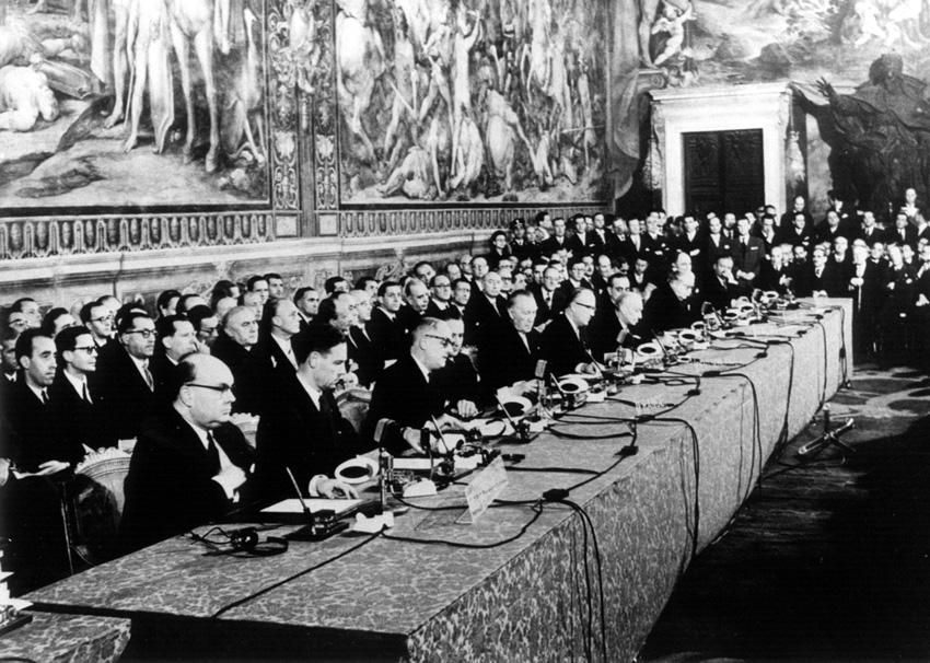 The European Union Significant Events Timeline Preceden