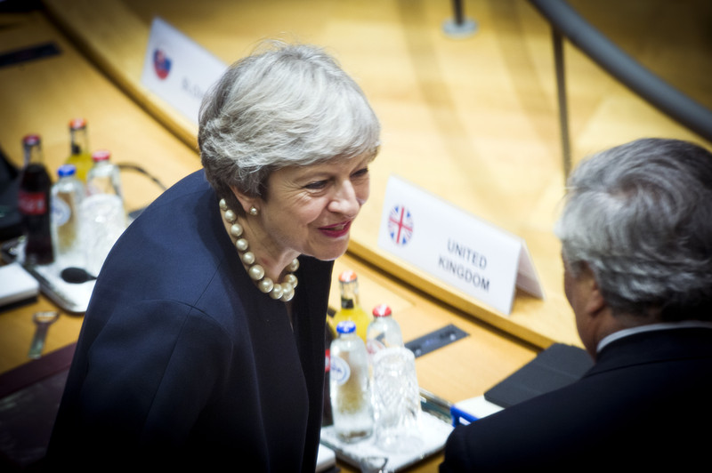 [Agenda] Brexit and trip to Egypt for Arab League This WEEK