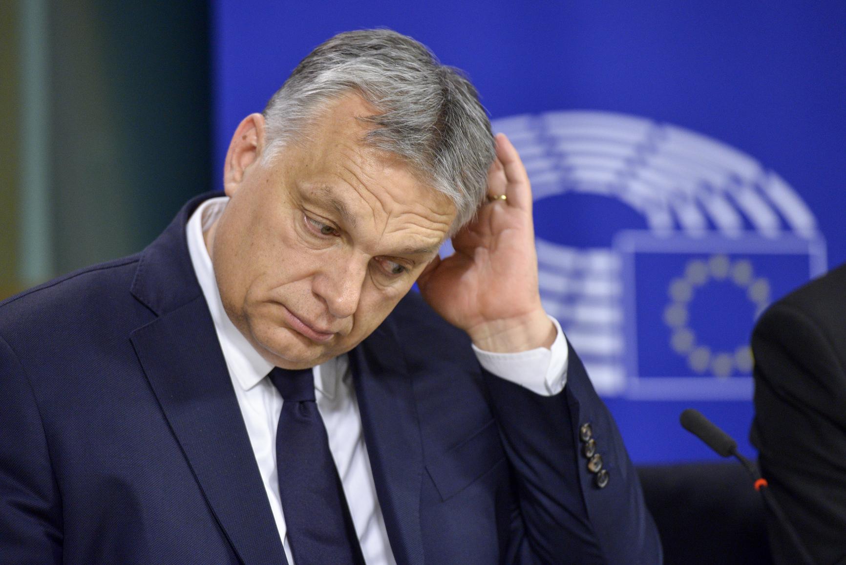 Hungary's Fidesz party suspended from European People's Party