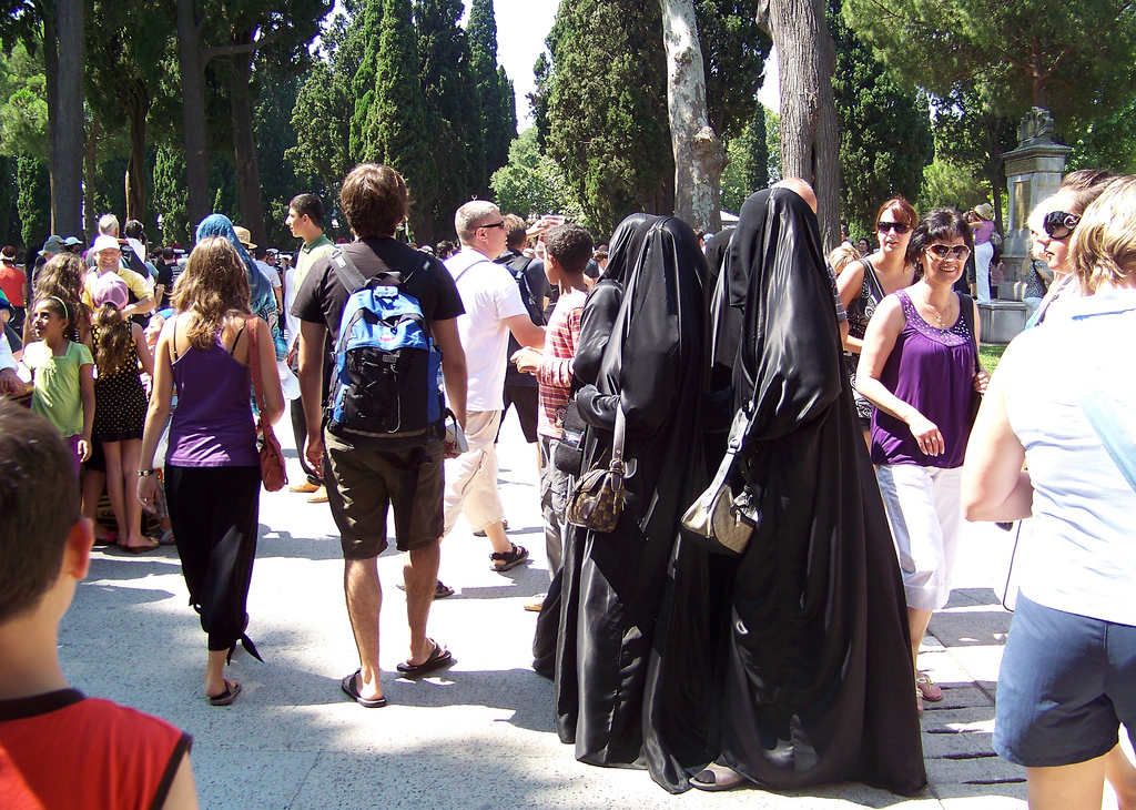 Image result for the niqab europe