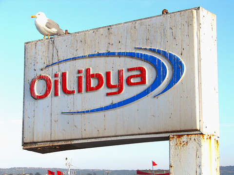 EU urges Russia's man to give back Libya ports