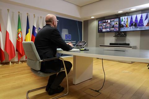 La UE se pone completamente en línea en el bloqueo Esta SEMANA 1
