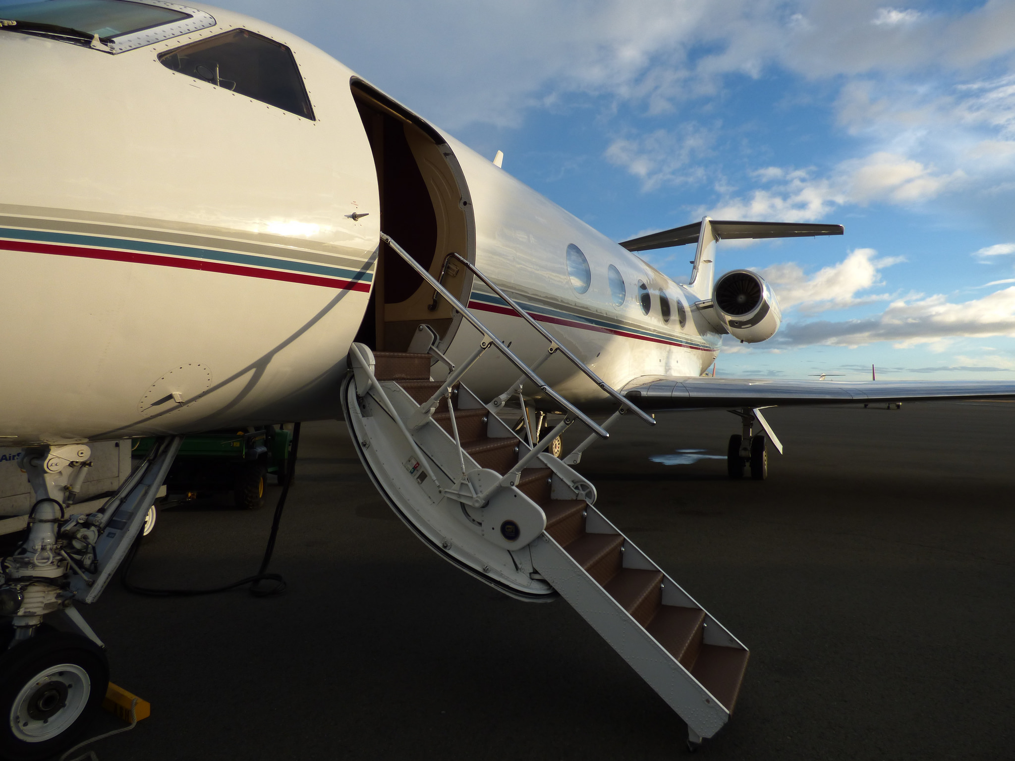 private jets the achilles heel of eu air traffic security
