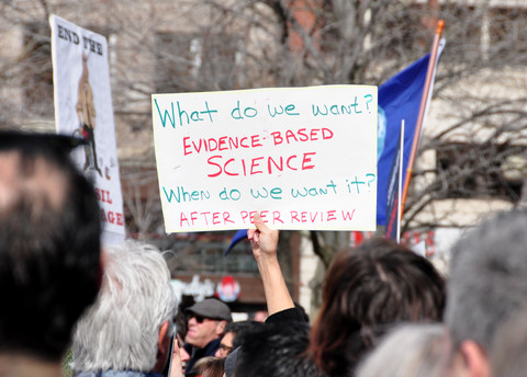 Thousands to march in defence of science