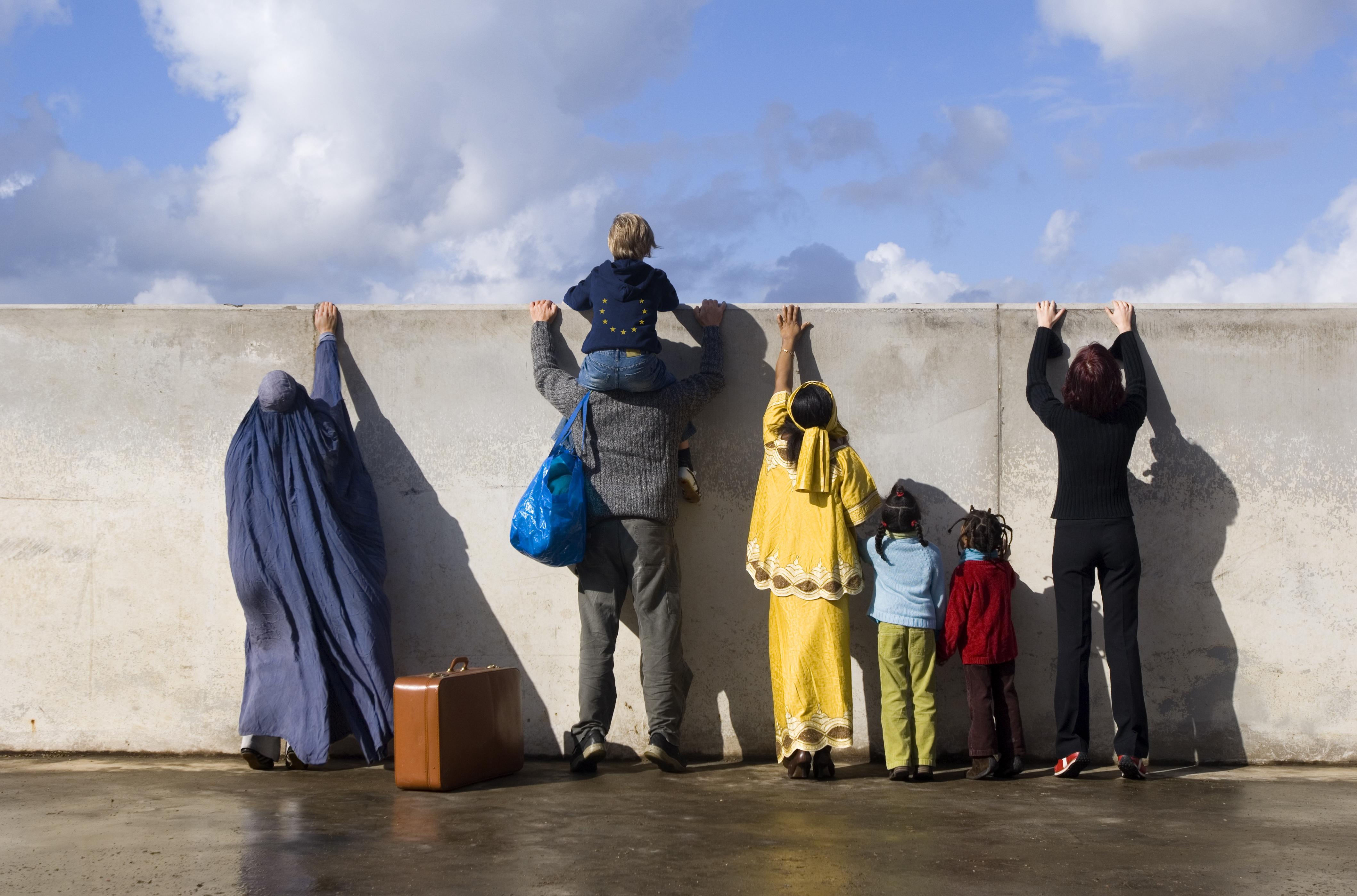 diritto d'asilo in europa come funziona?