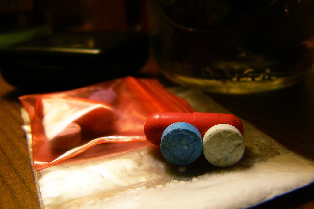 Mdma Drug Resurges In Europe
