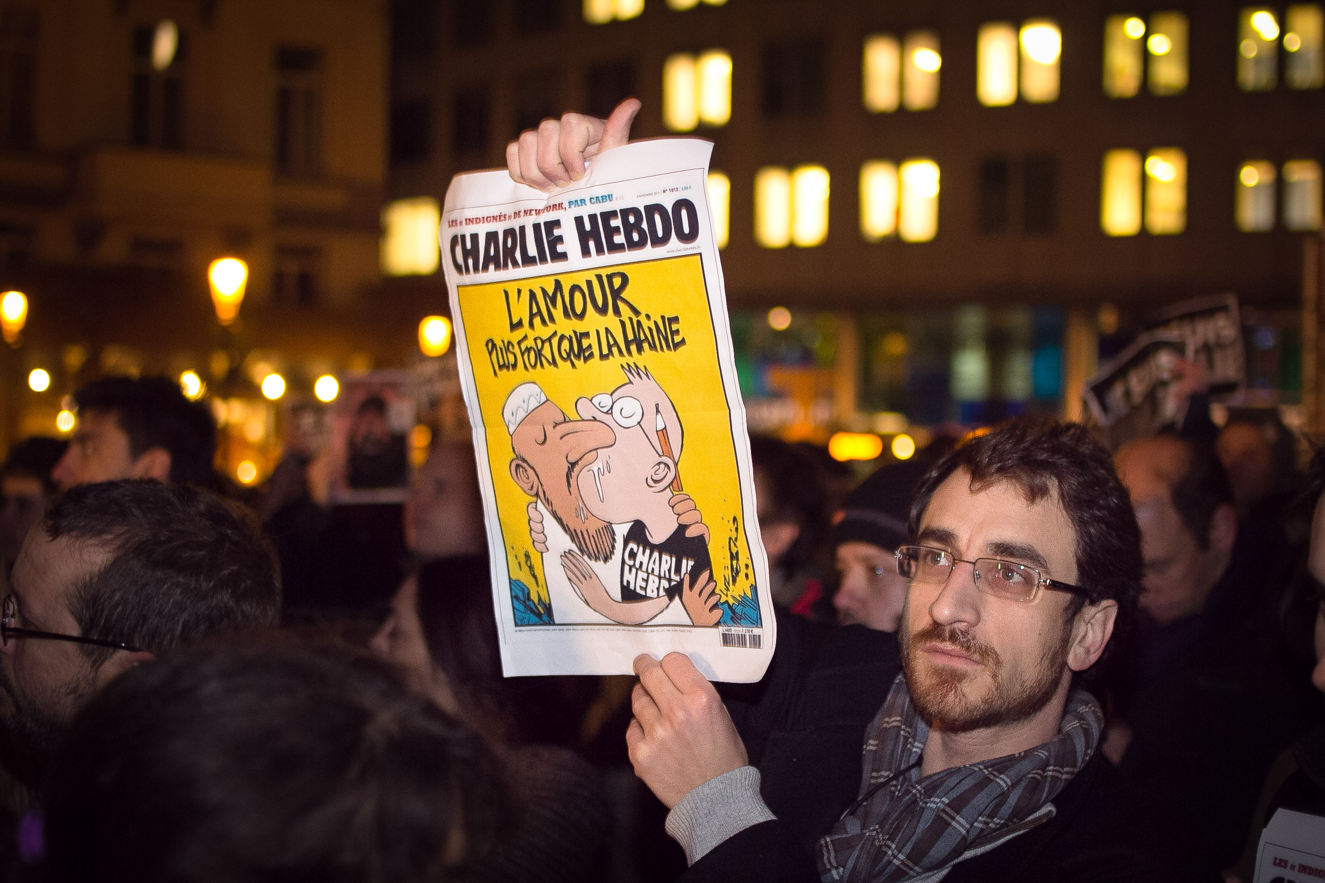 Je Suis Charlie Solidarity Protests Continue