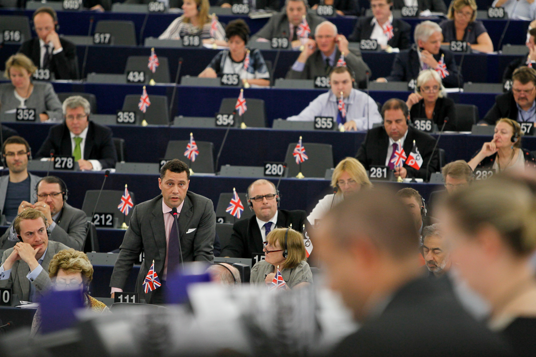 European Parliament targets 'fake' political groups