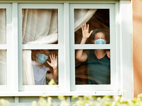 La crisis del coronavirus se profundiza, pero la solidaridad crece 41