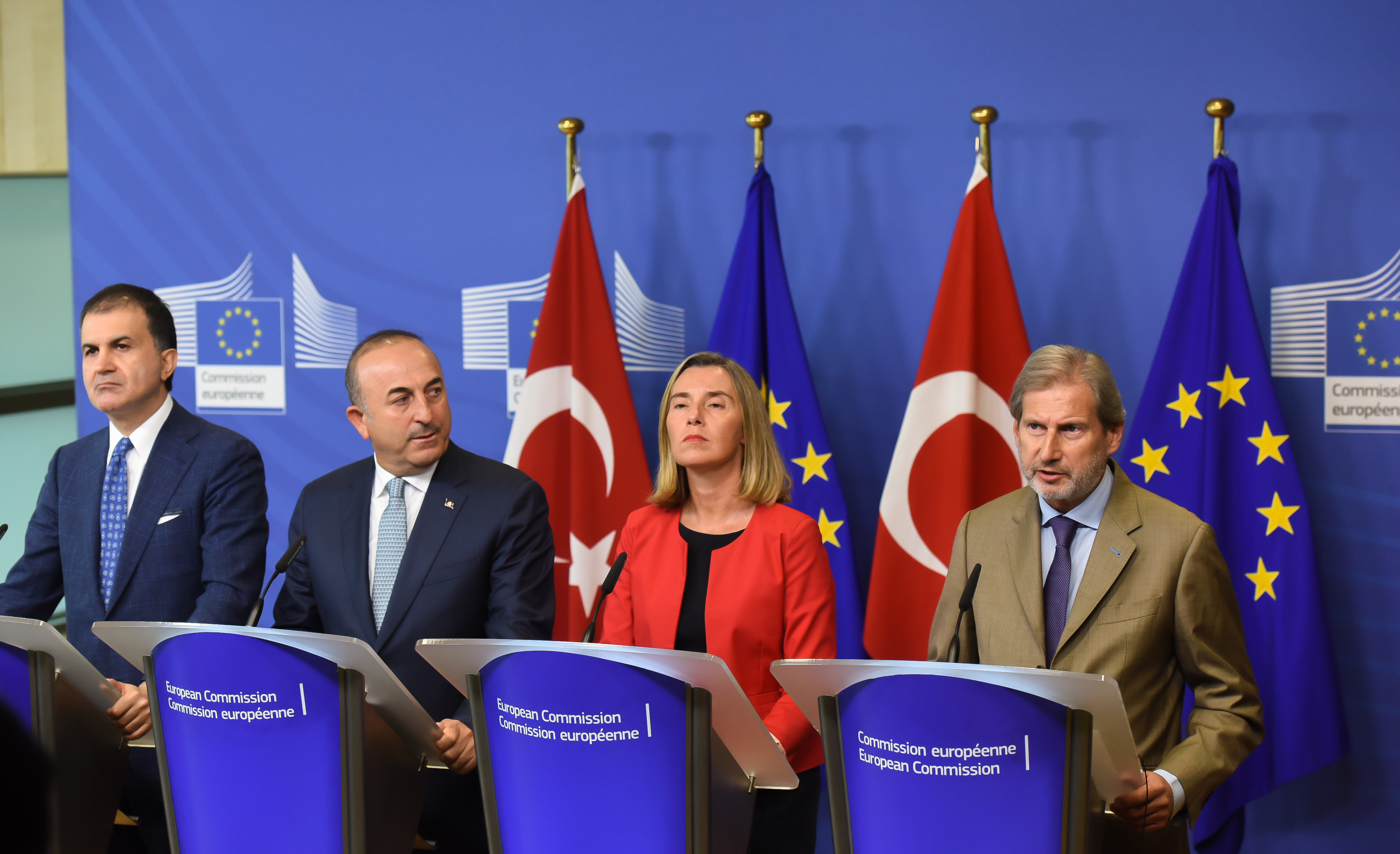 """turkey eu expansion Improving the customs union and the expansion of its scope will  turkey to eu: """"let's talk membership  the republic of turkey to the european union,."""