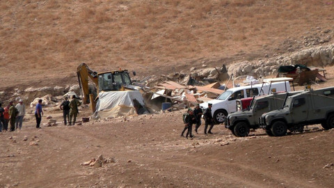 [Exclusive] Surge in Israeli demolition of EU-funded buildings