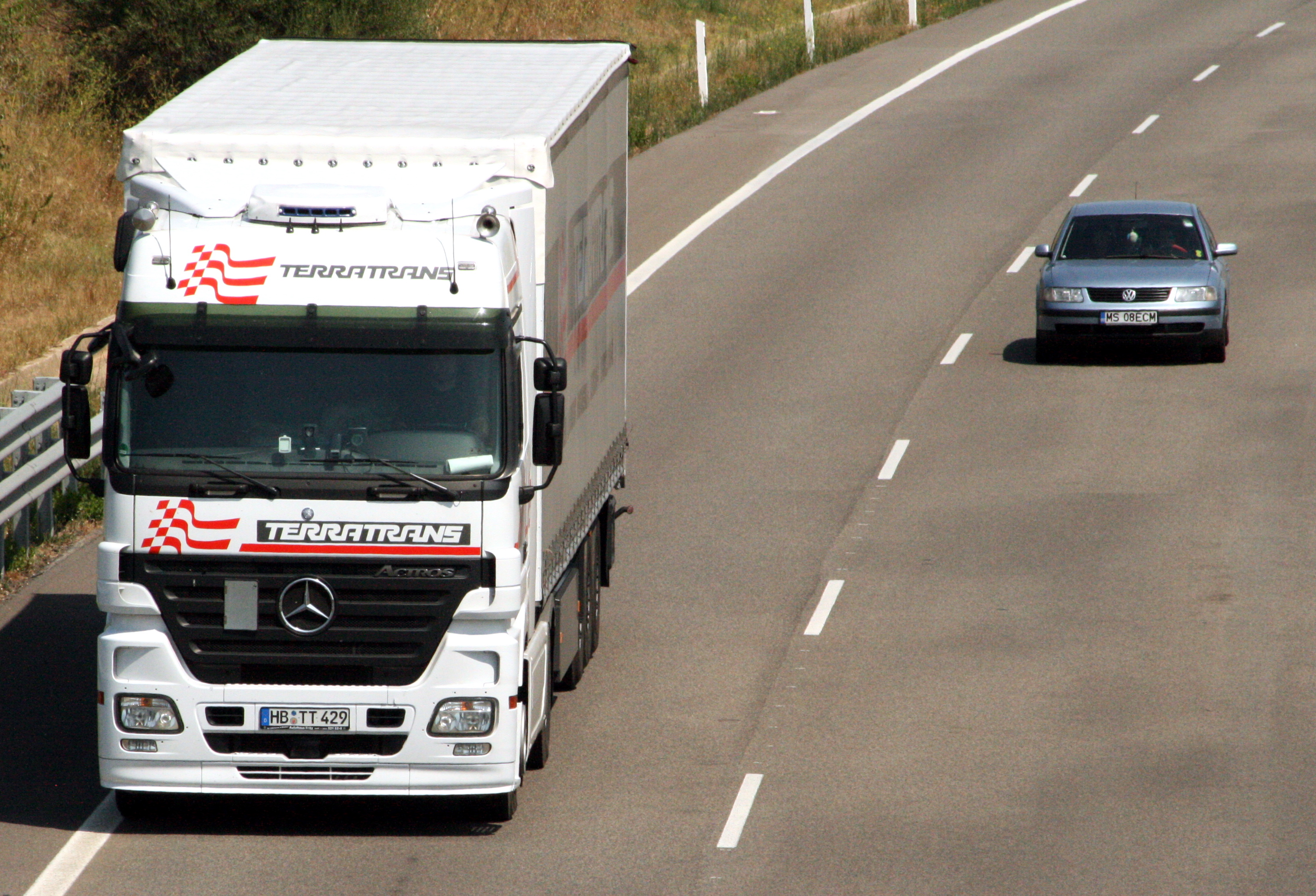 Better Logistics To Green European Road Transport