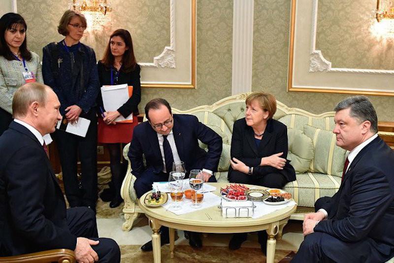 Eu Trying To Relaunch Ukraine Peace Process
