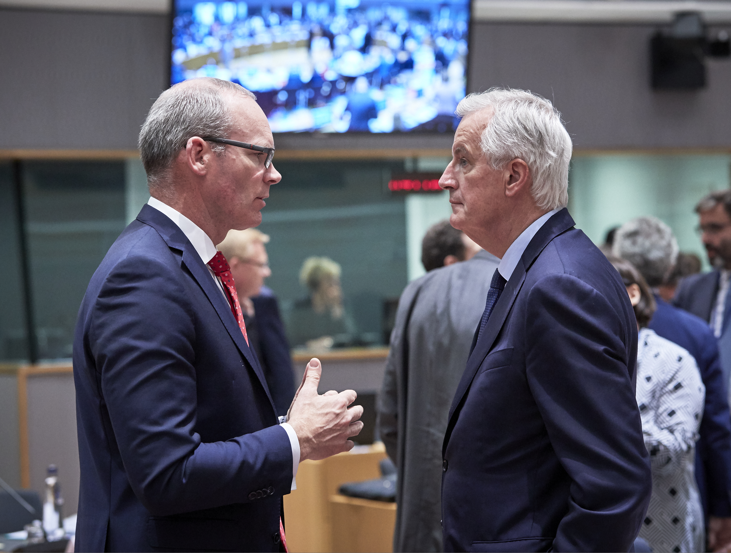 Barnier issued with NO DEAL WARNING: 'Britain will thrive, whatever happens!'
