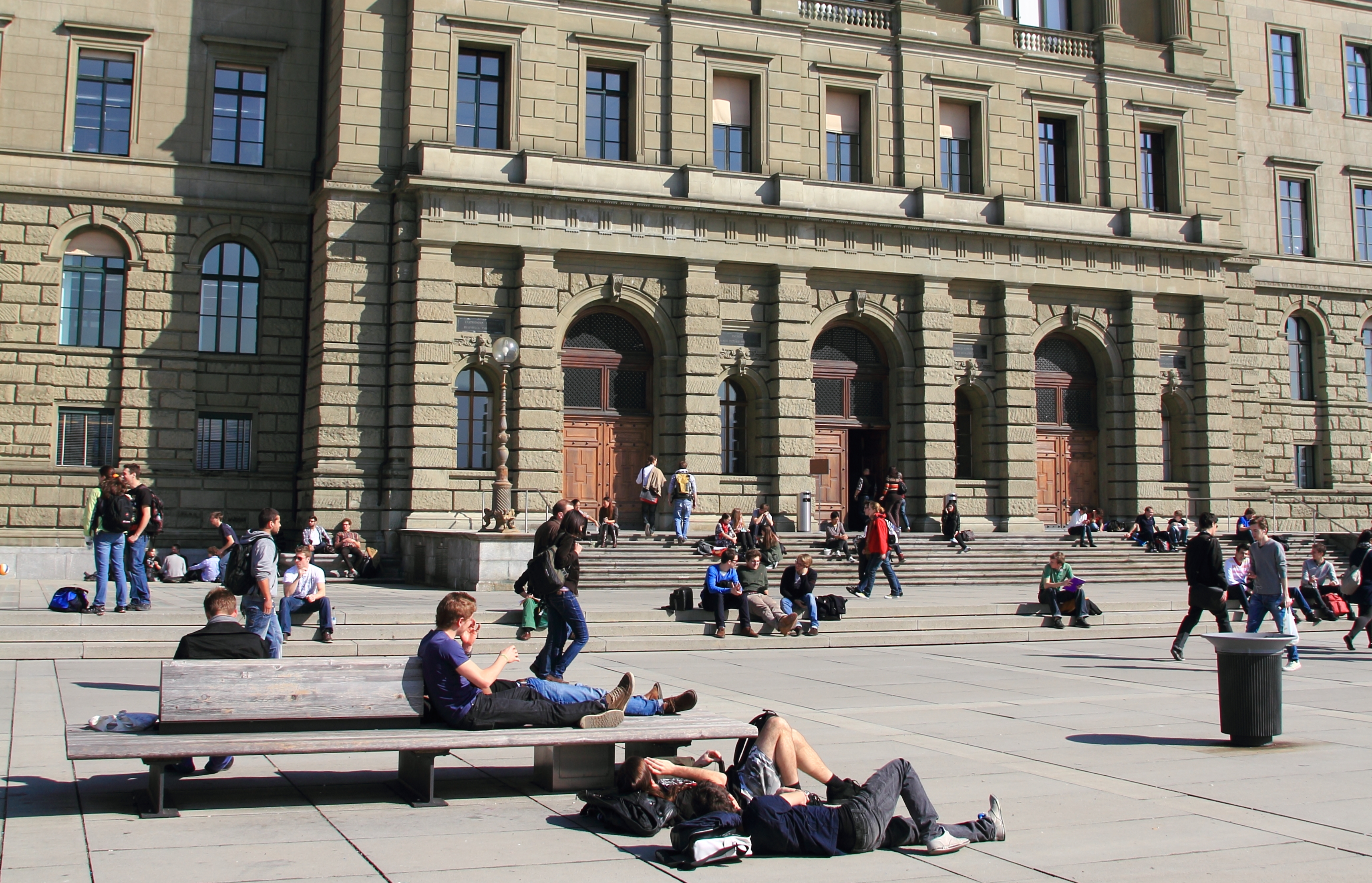 UK and Swiss universities fare well in global ranking