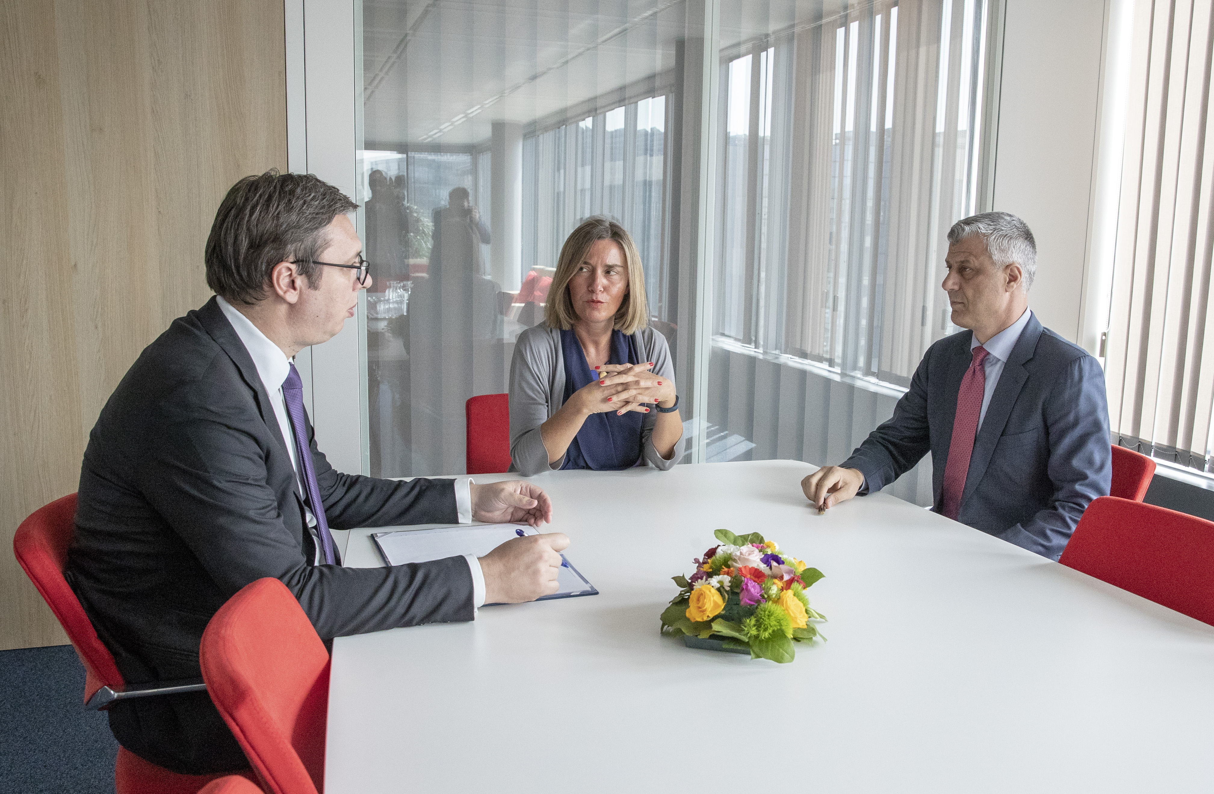 Eu Eyes Kosovo And Serbia Enlargement Deal